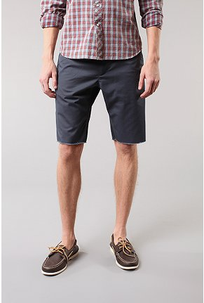 Bay Area Style File: BASF Men's: Slim Worker Cutoff Shorts